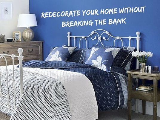 Redecorate your house at affordable price